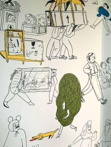 Artist: Mari Kanstad Johnsen