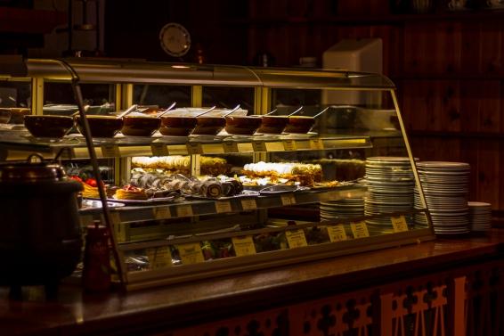 Cafe (photo: August Houston)