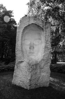 Hilde Mæhlum, Konkavt ansikt (Concave Face), 2006. (photo: A. Houston)
